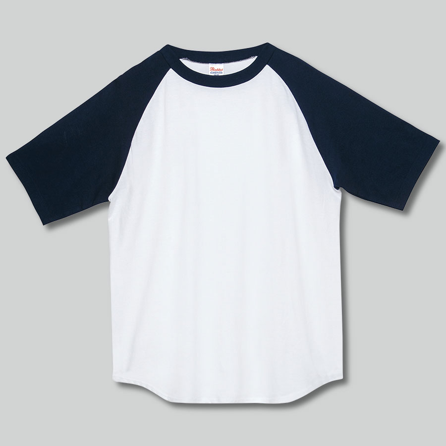 106-CRT 5.6オンス ヘビーウェイトラグランTシャツ