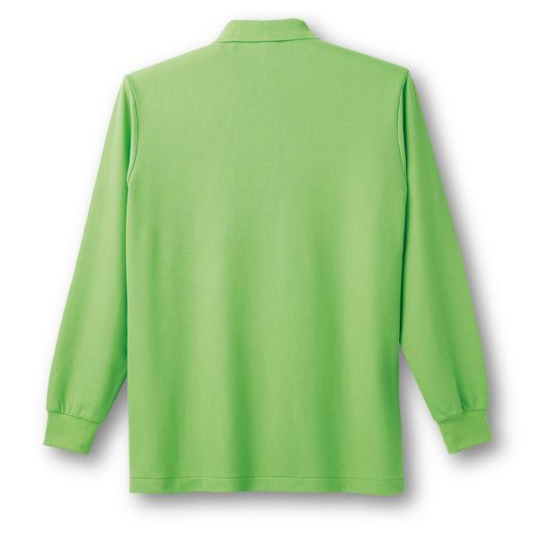 169-VLP T/C長袖ポロシャツ(ポケット付)
