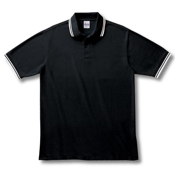 191-BLP ベーシックラインポロシャツ