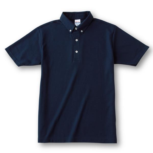 197-BDP ボタンダウンポロシャツ
