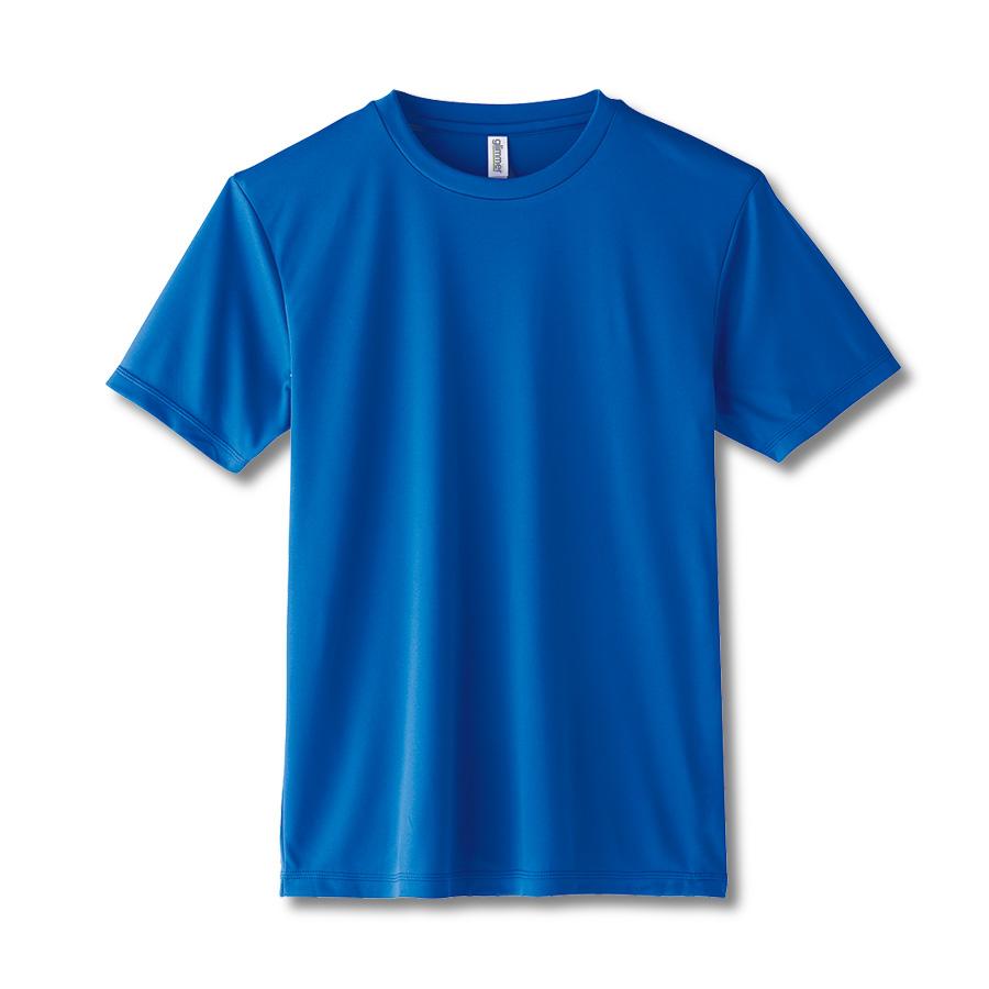 350-AIT 3.5オンスインターロック ドライTシャツ