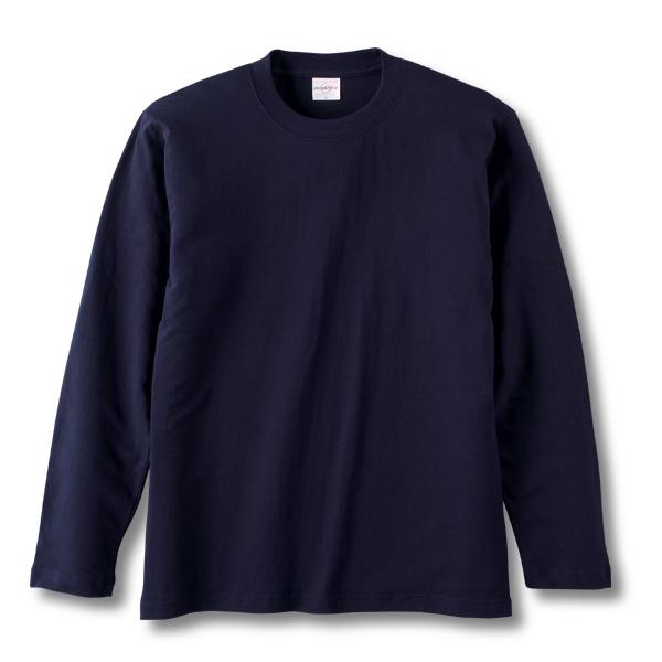 5010-01 ロングスリーブ Tシャツ