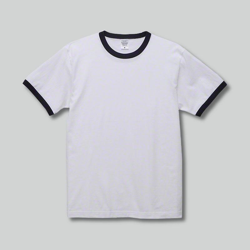 5030-01 5.6オンス リンガー Tシャツ