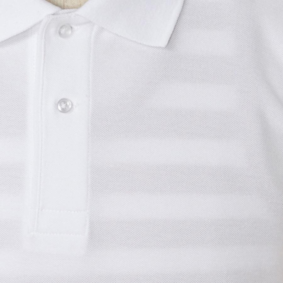 5190-01 6.2オンス ドライカノコ  ハイブリッド ポロシャツ