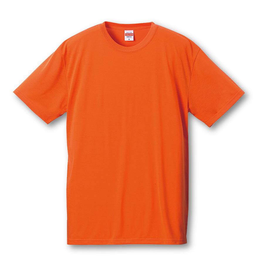 5600-01 5.5オンス  ドライ コットンタッチ Tシャツ