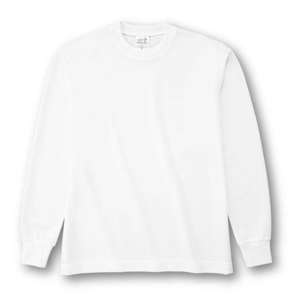 HNC-204 ハニカム 長袖Tシャツ(リブ有)