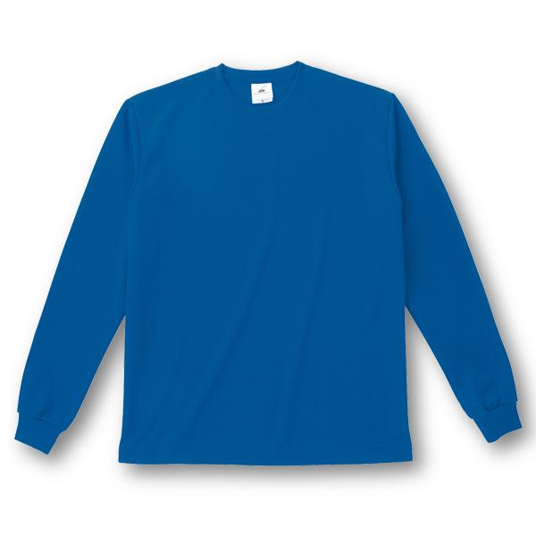 POL-205  ファイバードライ ロングスリーブTシャツ